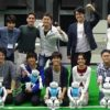 We won Standard Platform League in RoboCup Japan Open 2017
