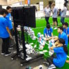 Participation in RoboCup 2017 Nagoya